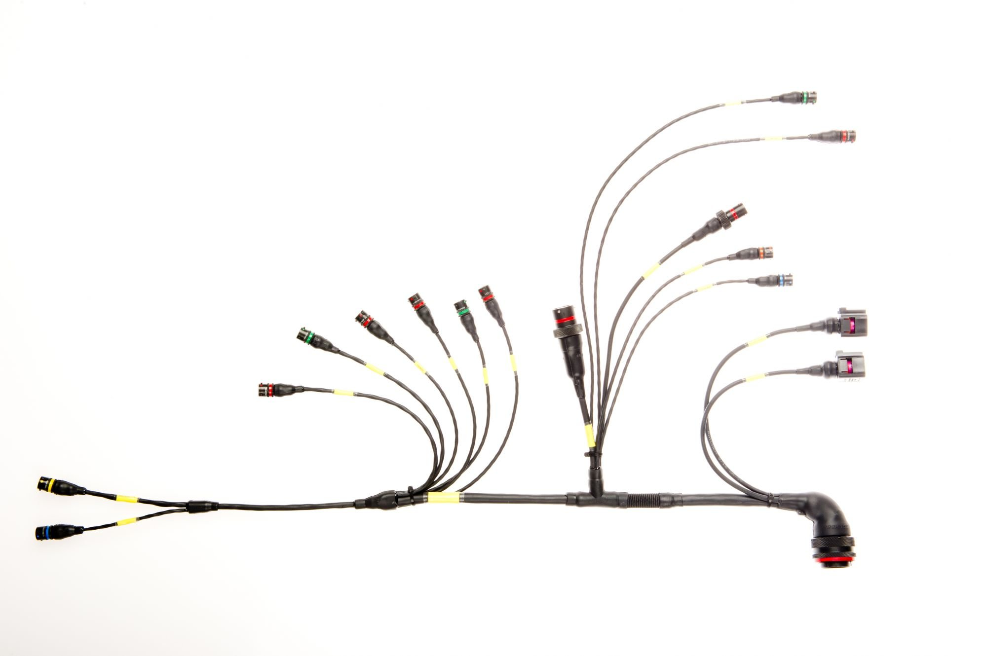 Motorsport Harnessing St Cross Electronics Wiring For Dummies Uk Has Decades Of Experience In Making Cable Assemblies And Looms Some The Toughest Environments World To Offer